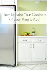 prepping cabinets for chalk paint preparing kitchen cabinets for