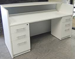 Reception Desk Sydney by Office Table White Lacquer Reception Desk White Reception Desk