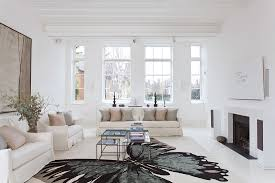 white livingroom grey and white living room tjihome