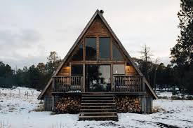 winter cabin the best airbnb fall and winter cabin rentals in the u s in 2017