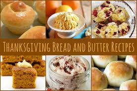 bread recipes and compound butters