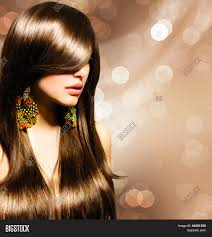 hair beautiful brunette healthy long brown hair beauty