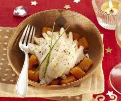 cuisine raie recette facile aile de raie braisée au potiron