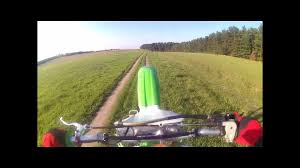 kx 125 quic edit u0026 drag race youtube