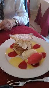 cours cuisine brest tarte aux pommes tiède et crème praliné style brest picture