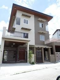 3 storey house brandnew 3 storey duplex house and lot in bf homes paranaque