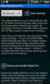 android sleep mode my android pro free for android free on mobomarket