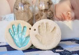 diy salt dough handprint moment