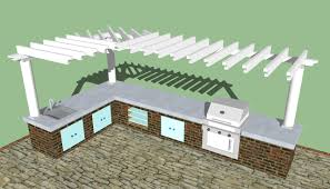 covered outdoor kitchen designs and kitchens by design with an