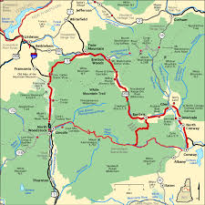 america map mountains white mountain trail map america s byways