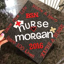 Nurses Dazzling Ideas New Grad by 50 Super Cool Graduation Cap Ideas Nursing Graduation Caps