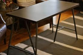 trestle table base trestle tables design u2013 home furniture and decor