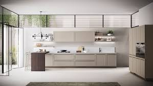 carattere classical contemporary kitchen blends sophistication