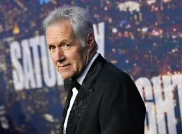 sles of funeral programs jeopardy host alex trebek on leave following surgery