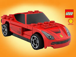 ferrari lego shell lego shell ferrari f12berlinetta 2014 v power collection 40191