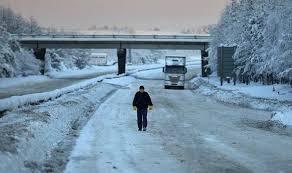 Snow Scotland Scotland Braced For Worst Winter In Decades Uk News Express
