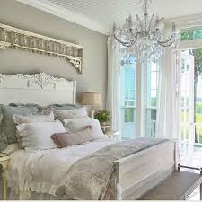 Shabby Chic White Chandelier 25 Delicate Shabby Chic Bedroom Decor Ideas Shelterness