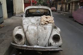 The Mystery Of Cairo U0027s Abandoned Cars Egyptian Streets