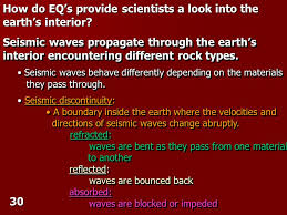Alaska what type of seismic waves travel through earth images Earthquakes and earth 39 s interior earthquakes and earth 39 s interior jpg