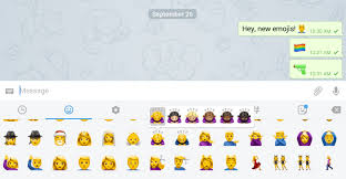 android smileys telegram emoji and stickers