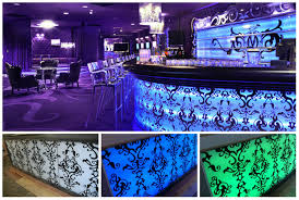 Fish Tank Reception Desk Aquarium Fish Tank Bar Counter Illuminated Led Bar Counter Buy