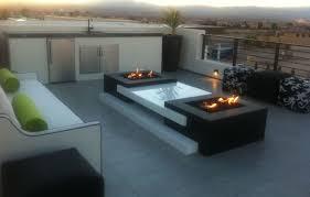 modern propane fire pit table lovely modern fire pit table fire pits modern contemporary outdoor