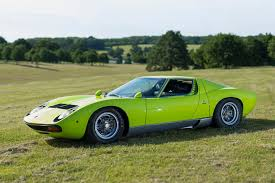 lamborghini miura black heveningham concours 50 car line up announced for this