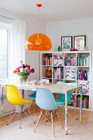 Orange Dining Chair Best 25 Orange Dining Room Furniture Ideas On Pinterest Orange