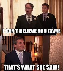 Tuxedo Meme - 50 best the office memes tv show memes