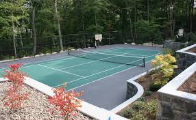 the advantages of a backyard court long island tennis magazine