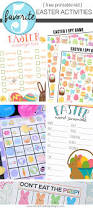 Easter Scavenger Hunt Printable Easter Activities For Kids Free Printable Included
