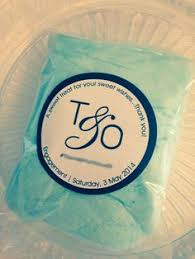 personalized cotton candy bags custom cotton candy bags with personalized labels yay no messiness