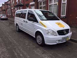 mercedes vito taxi plated for sale in victoria park