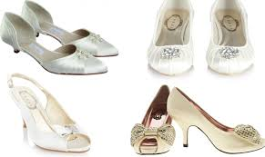 wedding shoes at debenhams kitten heels for brides wedding dilemma from the wol forums