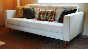 Self Assemble Sofa Worth It You Have To Sit On Something