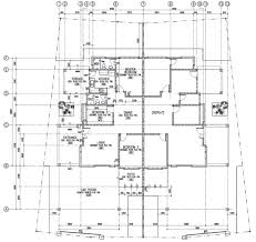 single storey semi detached house floor plan greenville phase 4 house 1 1 2 storey semi detached