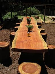 Diy Wooden Garden Furniture by 15 Diy Wood Log Ideas For Your Garden Decor Patios Logs And Diy