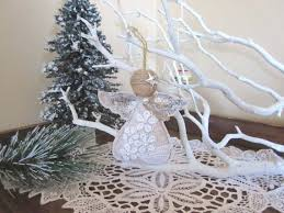 50 best crochet christmas angels bells and other images on