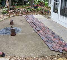 How To Install Pavers Patio Installing Pavers Your Best Patio Tiles Concrete Home