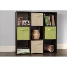 furniture cube bookcase storage baskets target target storage
