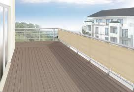 balkon abdeckung balkonverkleidung fertiggrößen balkonumrandung sisal balkon