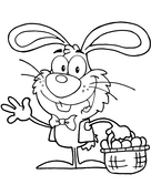 easter basket with eggs coloring page easter basket with eggs coloring page free printable coloring pages