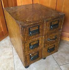 Library File Cabinet Library Card Cabinet Ebay