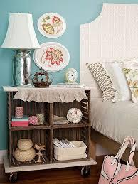 Nightstand With Shelf 60 Diy Bedroom Nightstand Ideas Ultimate Home Ideas