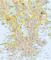 Stockholm Metro Map by Helsinki Map Detailed City And Metro Maps Of Helsinki For