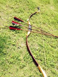 handmade bow traditional handmade brown leather recurve bow 20 60