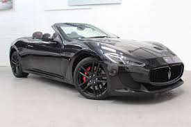maserati gt black 2013 13 maserati granturismo grancabrio mc deranged vehicles