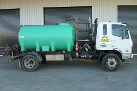 mitsubishi fuso dump truck mitsubishi fuso 6 800lt 4x2 water truck rediplant