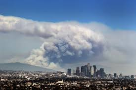 Wildfire Burning Near Me by Two Big Wildfires In L A Area Foothills Burn Toward Each Other