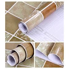 rouleau papier adhesif pour meuble carrelage adhsif pour vos